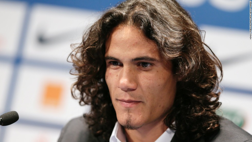 Another Uruguayan international Edinson Cavani has changed clubs during the transfer window. Cavani signed a five-year deal with French champions Paris Saint-Germain for a reported French record fee of euro 64 million ($84 million).