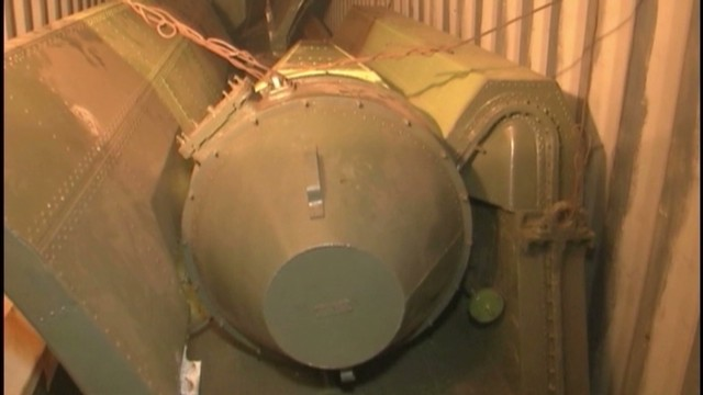 Cuba: Arms going to N. Korea for repair