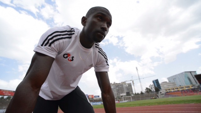 'Unbeatable' sprinter: How I stay on top