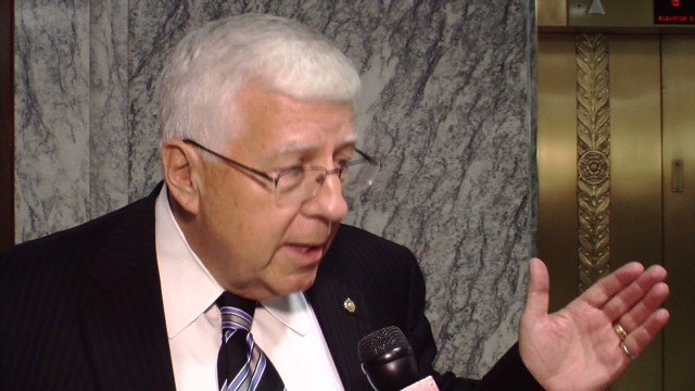 Enzi: I'm not surprised about Cheney
