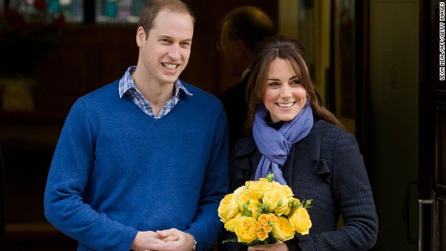 Countdown to the royal baby