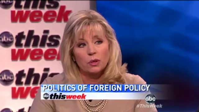 Liz Cheney to challenge GOP senator