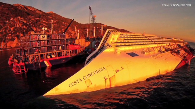 Costa Concordia captain's trial begins