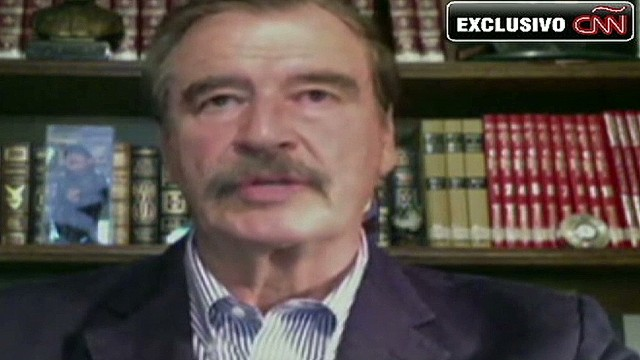 La propuesta de Vicente Fox