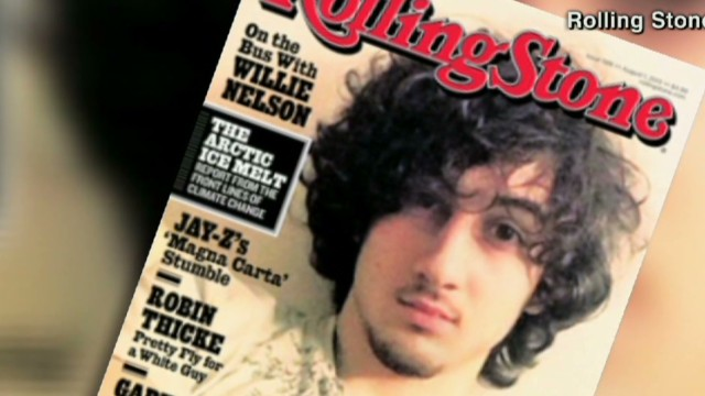 """Rolling Stone"" cover outrage"
