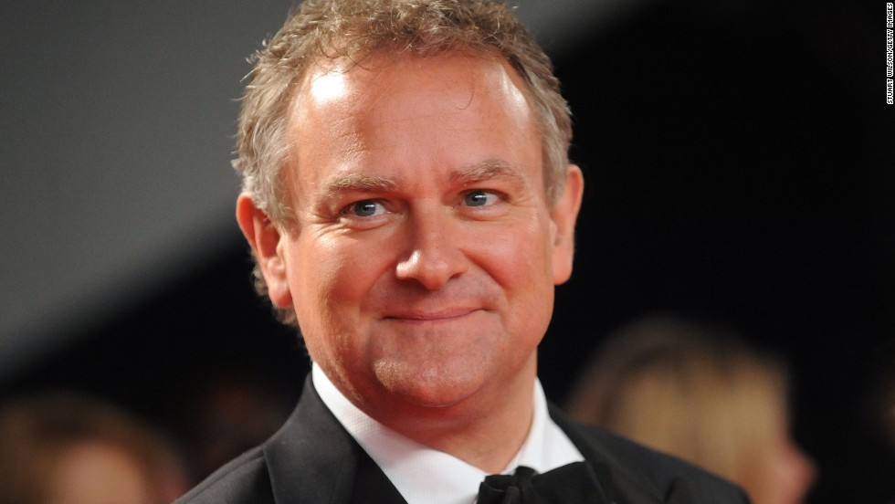 "Outstanding lead actor in a drama series: Hugh Bonneville, ""Downton Abbey"""