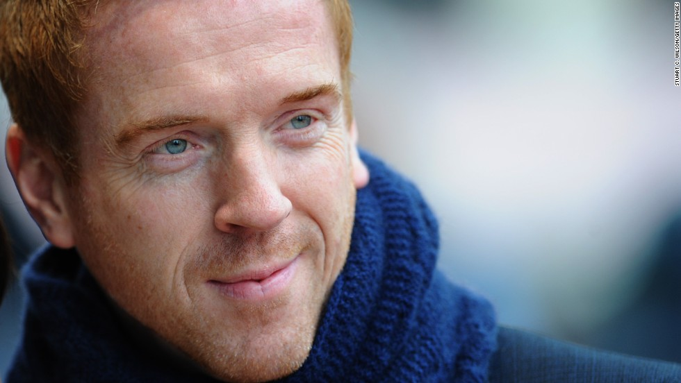 "Outstanding lead actor in a drama series: Damian Lewis, ""Homeland"""
