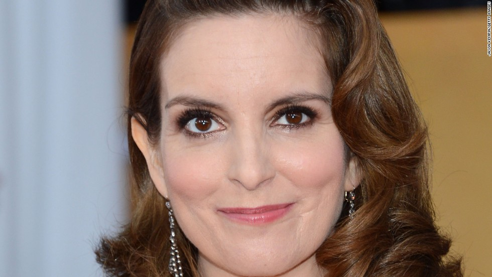"Outstanding lead actress in a comedy series: Tina Fey, ""30 Rock"""