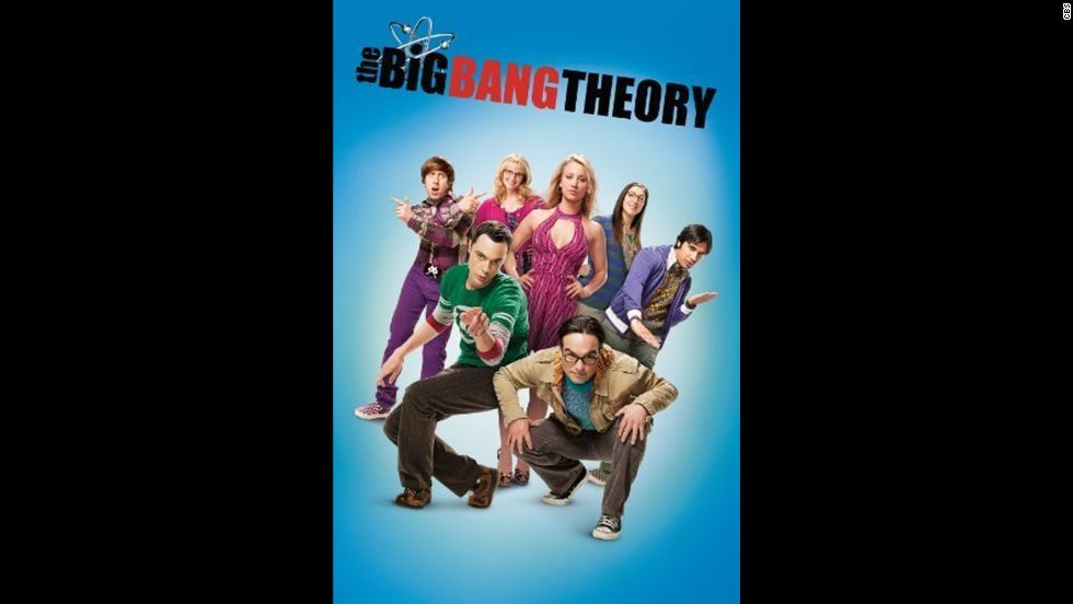 "Outstanding comedy series: ""The Big Bang Theory"""