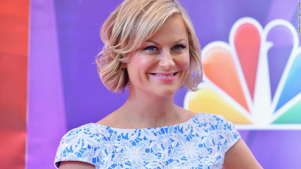 "Outstanding lead actress in a comedy series: Amy Poehler, ""Parks and Recreation"""