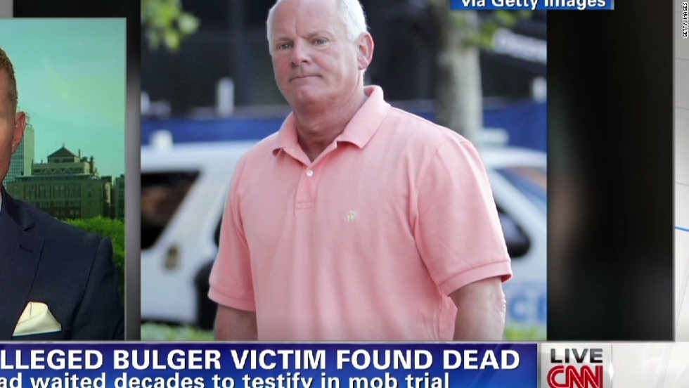 Bulger trial witness found dead