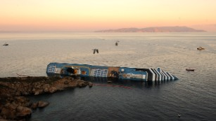 The mistakes that lead to the Costa Concordia disaster