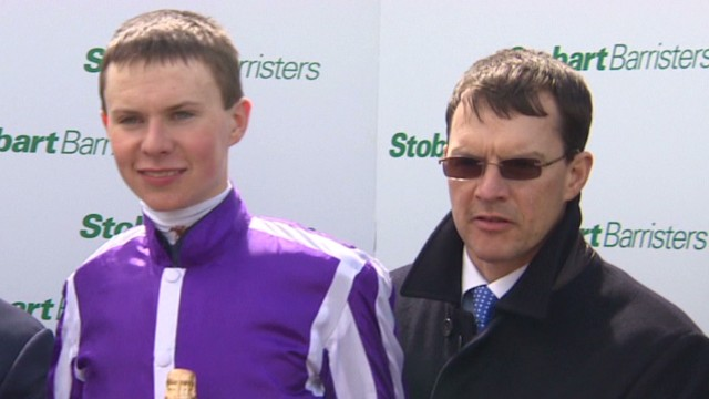 Horse racing's dream team