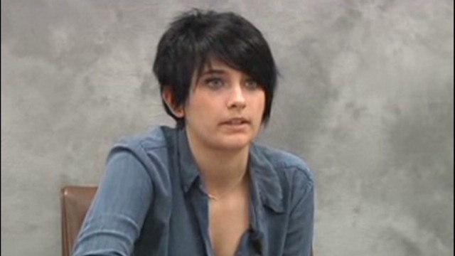 Paris Jackson's deposition