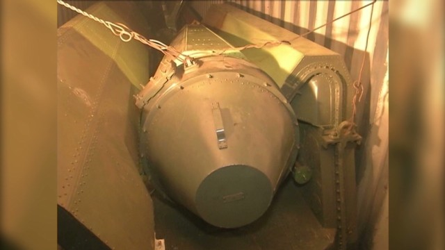 Weapons found on North Korean ship
