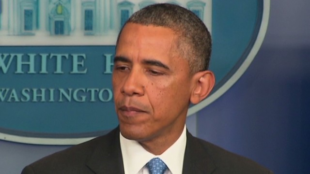 Obama: Trayvon Martin could have been me