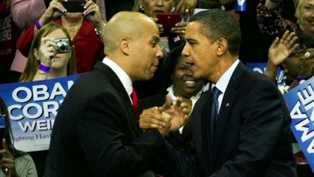 Senate next stop for Cory Booker?
