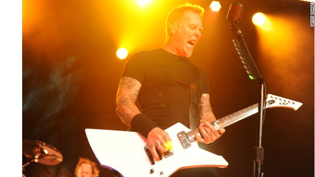 """Metallica Through the Never"" features concert footage and a storyline about a roadie named Trip, said frontman James Hetfield."