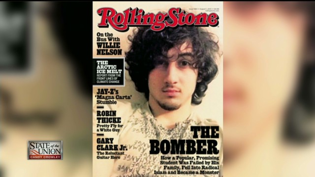McCain: Rolling Stone cover 'stupid'