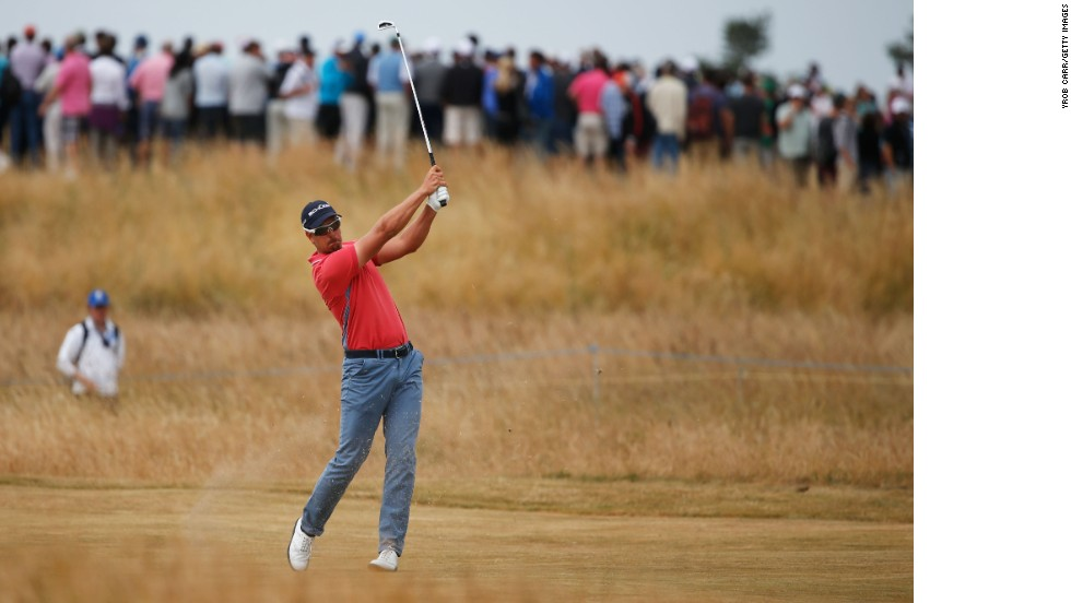 A solid weekend from Sweden's Henrik Stenson saw him claim the runner's up spot at the British Open. He finished level par for the tournament.