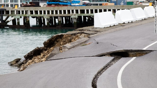6.5 quake hits New Zealand