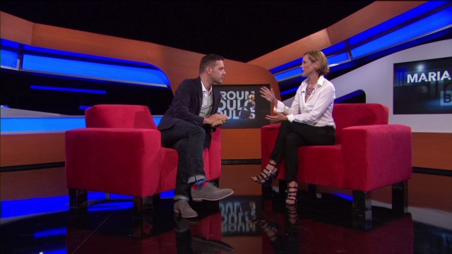 Maria Bello on filming 'Grown Ups 2'