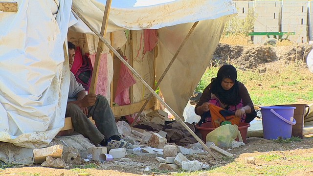 Resentment towards Syrian refugees grows