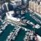 gibraltar yacht hotel aerial