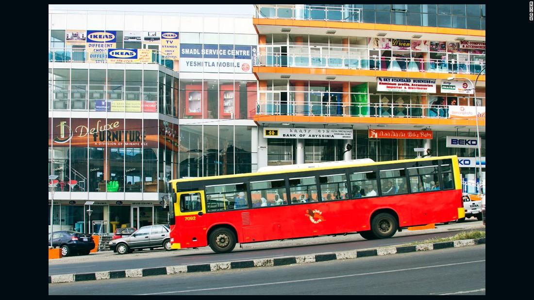 """""""Equilibrium"""" - Addis Ababa, Ethiopia, 2011."""