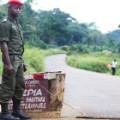 invisible borders Gendermerie, Minkok, Cameroun