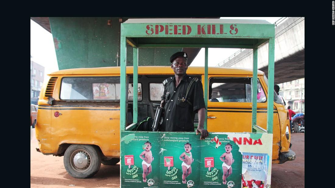 """Nna Olopa"" - Lagos, Nigeria, 2011."