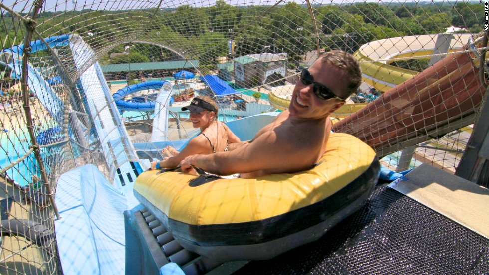 "Millions of overheated Americans seek out cool relief at water parks every summer. The formula for success includes ""bowl"" thrill rides and uphill ""water coasters."" Not your style? Water parks offer something for everybody, says Martin Palicki, editor-in-chief of inPark magazine, an amusement park trade publication. ""Everyone likes to float in a lazy river or go down a water slide or play in a wave pool,"" Palicki said. Click through the gallery to see photos from U.S. water parks with the highest attendance."