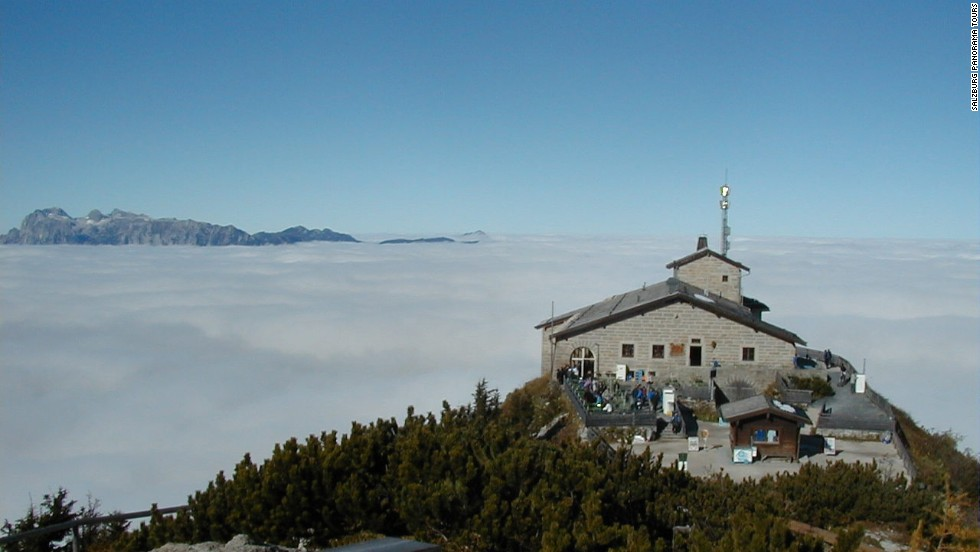 Adolf Hitler's former alpine retreat is reached via a 124-meter elevator drilled into the mountain. The complex --  now a restaurant and information center -- is set to get a $22.5 million upgrade.