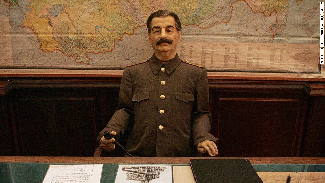 Stalin's Black Sea retreat is now a cramped museum.