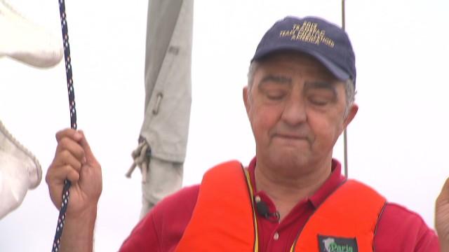 Vet starts sailing rehab program