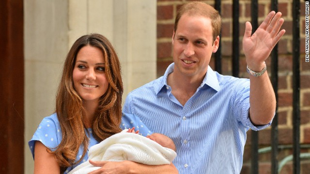 The royals: A new prince