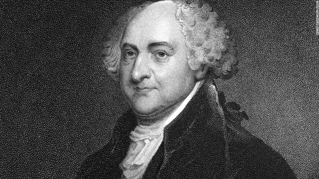 "A<a href=""http://www.ncbi.nlm.nih.gov/pubmed/16462555"" target=""_blank""> study </a>by Duke psychiatrists found John Adams would have been diagnosed with a bipolar disorder."