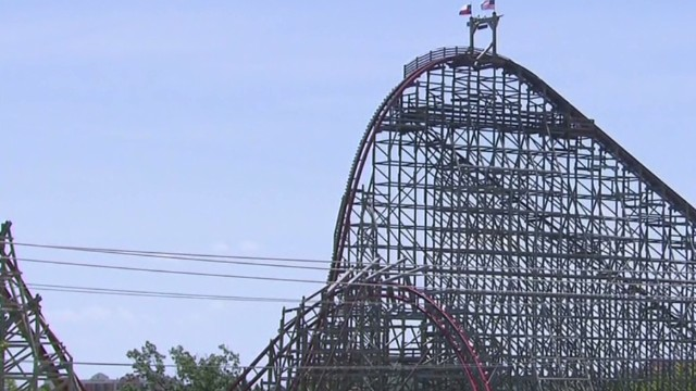 Are some too heavy for roller coasters?