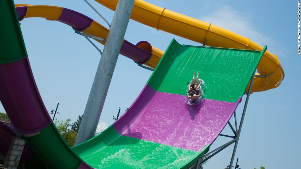 Some 389,000 visitors stopped by Zoombezi Bay in 2012, according to the Themed Entertainment Association. Park attractions sport names like Python Plunge, <strong>Crocktail Creek </strong>and Anaconda Falls.