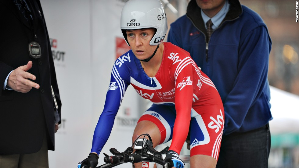 Britain's Emma Pooley, a former time trial world champion and an Olympic silver medalist, was the last winner of the Tour Feminin in 2009.