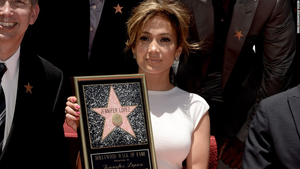 In June 2013 she also received the 2,500th star on the Hollywood Walk of Fame in Los Angeles.