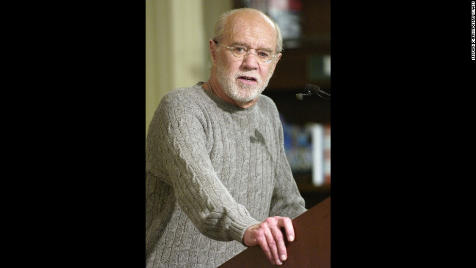 "George Carlin: Even with five Grammy Awards, this standup comedian is known for his trip to the U.S. Supreme Court after his ""Seven Dirty Words"" bit was broadcast on the radio."