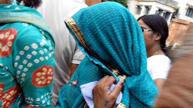 Indian headmistress found and arrested