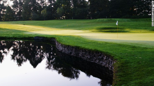 Golf fans will be able to vote on where the pin on the 15th hole at Oak Hills Country Club will sit for August's PGA Championship.