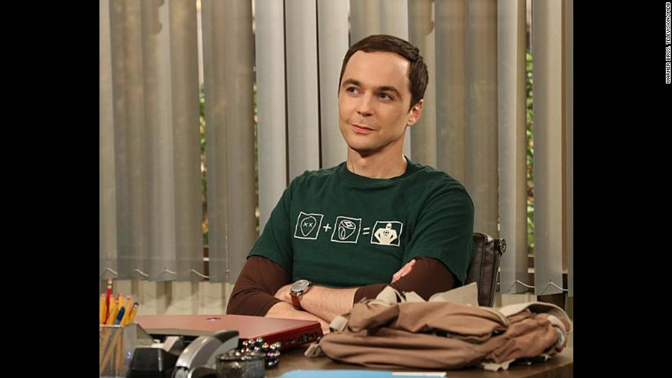 Jim Parsons ganó un Emmy y un Globo de Oro en 2010 por su interpretación del físico Sheldon Cooper en la afamada serie televisiva.