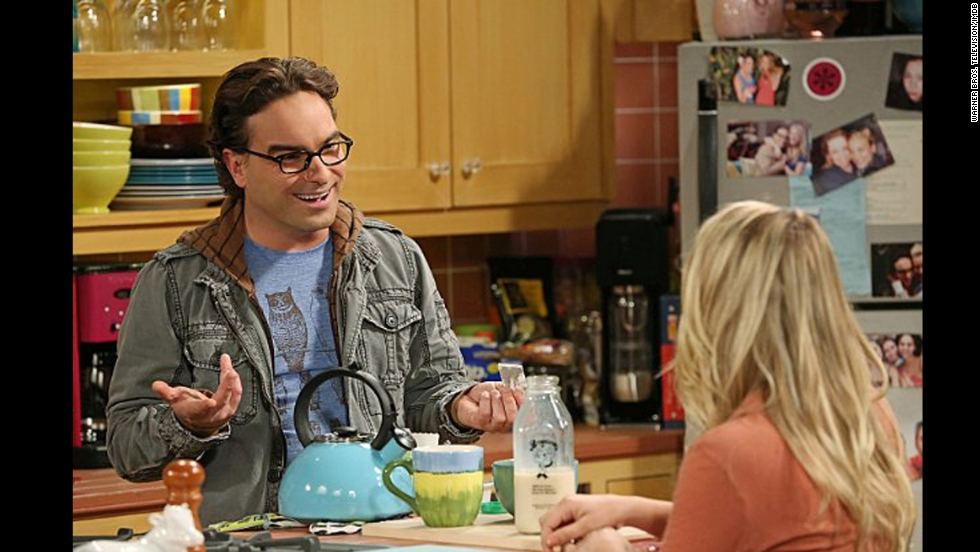 Los actores de la serie 'The Big Bang Theory'.