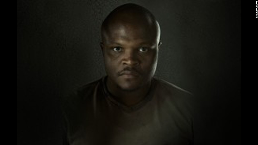 T-Dog (IronE Singleton) was bitten helping Carol escape walkers at the prison.
