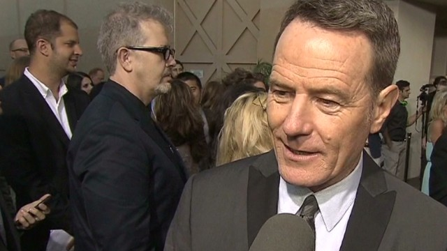 Cranston: Finale is very 'Breaking Bad'