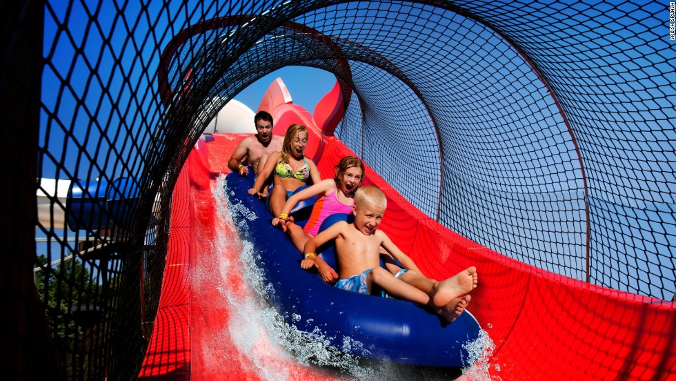 Splish Splash -- in the Long Island town of Calverton, New York -- debuted its Bootleggers Run water coaster this summer. So-called hydromagnetic technology allows four-man rafts to zip uphill as well as down. About 463,000 guests visited the park last year, according to the Themed Entertainment Association.