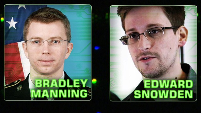 How much damage did Snowden, Manning do?